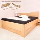 Zvýšená postel K-DESIGN 1 VÝKLOP, Kolacia Design
