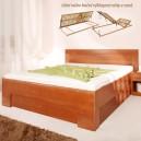 Zvýšená postel VAREZZA 7 VÝKLOP, Kolacia Design