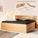 Zvýšená postel VAREZZA 4 VÝKLOP, Kolacia Design