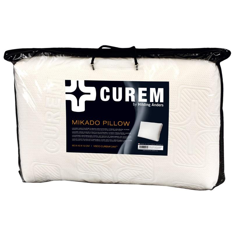 Anatomický polštář Mikado Pillow, Curem