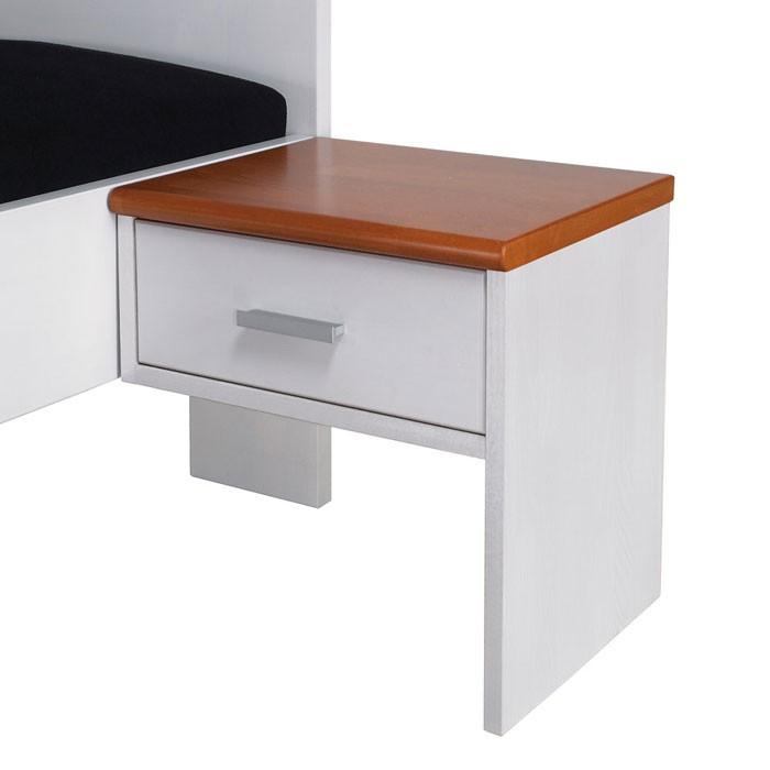 Noční stolek SANDRA, FMP Lignum