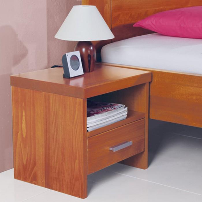 Postel DIANA - možnost dokoupení nočních stolků k posteli (noční stolky nejsou v ceně)
