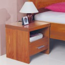 Noční stolek DIANA masiv buk, FMP Lignum