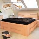 Zvýšená postel MANHATTAN 3 VÝKLOP, Kolacia Design