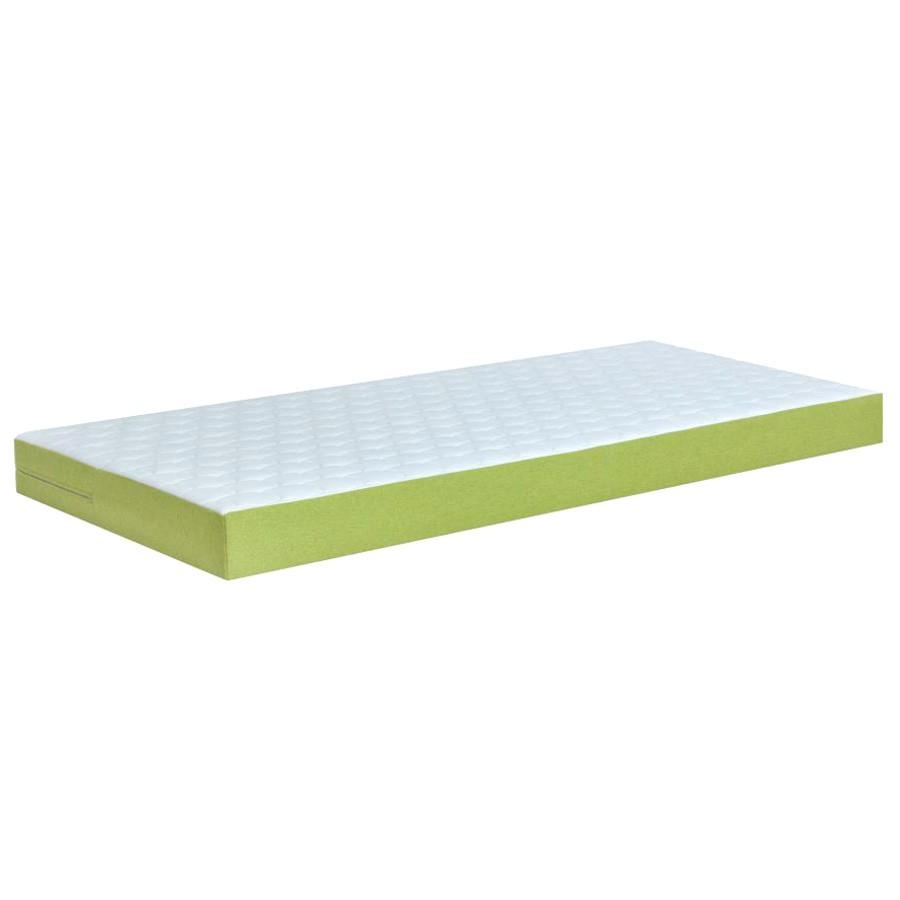 Matrace LISA k rozkládací posteli - ukázka kombinovaném potahu New Jersey - Bombay
