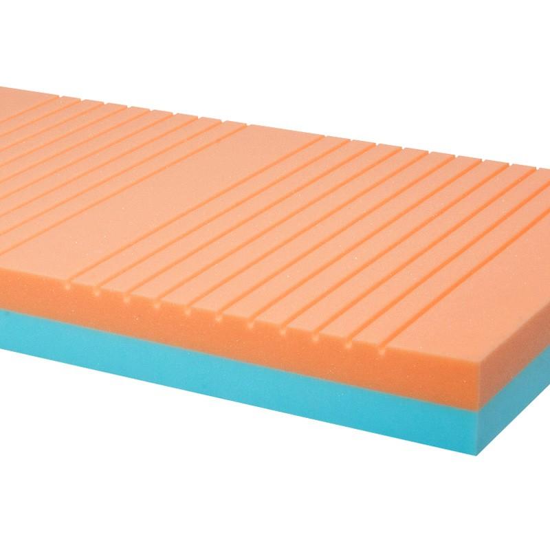 Matrace ELENA k rozkládací posteli - oboustranná, kombinace HR studené pěny a PUR pěny