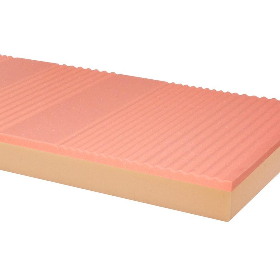 Matrace JENNY k rozkládací posteli - kombinace PUR pěny Duren a studené pěny Premiocel, oboustranná, nelepená
