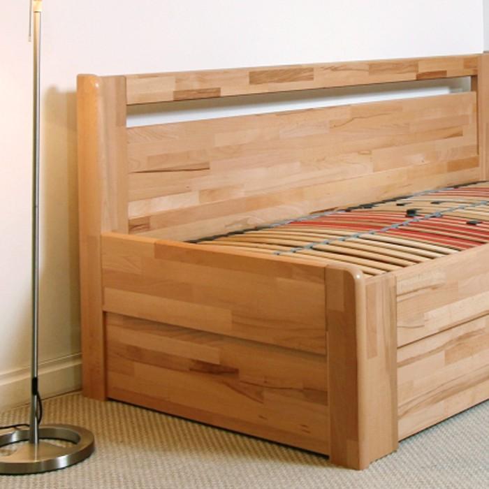 Rozkládací postel CORA TANDEM ORTHO masiv, BMB