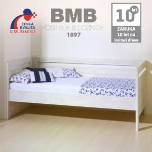Jednolůžko SÁRA lamino, BMB