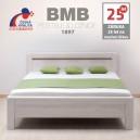 Zvýšená postel ADRIANA KLASIK masiv buk, BMB