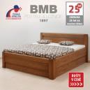 Zvýšená postel ADRIANA KLASIK VÝKLOP masiv dub, BMB