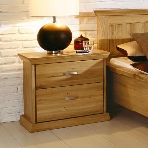 Noční stolek PIANO - dub divoký, Jitona