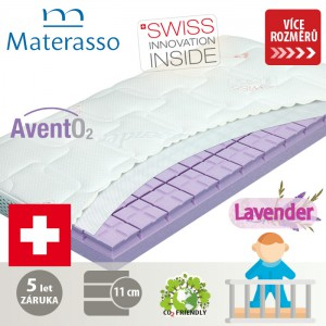 Matrace BABY SWISS, Materasso