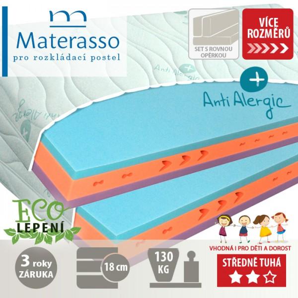 Matrace ERGOFLEX 18 k rozkládací posteli, Materasso