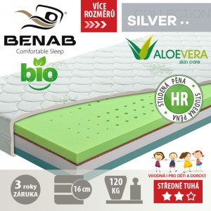 Matrace FLORA BIO PLUS, Benab
