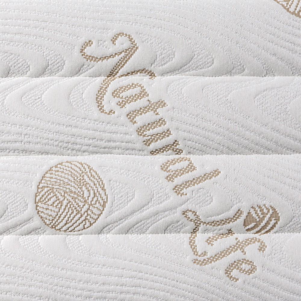 Matrace EPSILON LTX S2000 - potah Wool Life, Benab