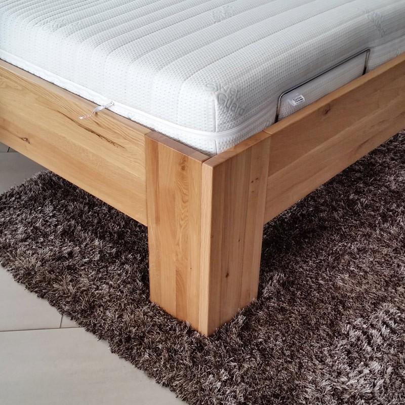 Zvýšená postel Grado, Ahorn