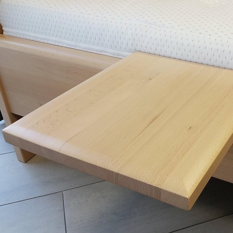 Závěsný noční stolek GALAXY police, Ahorn