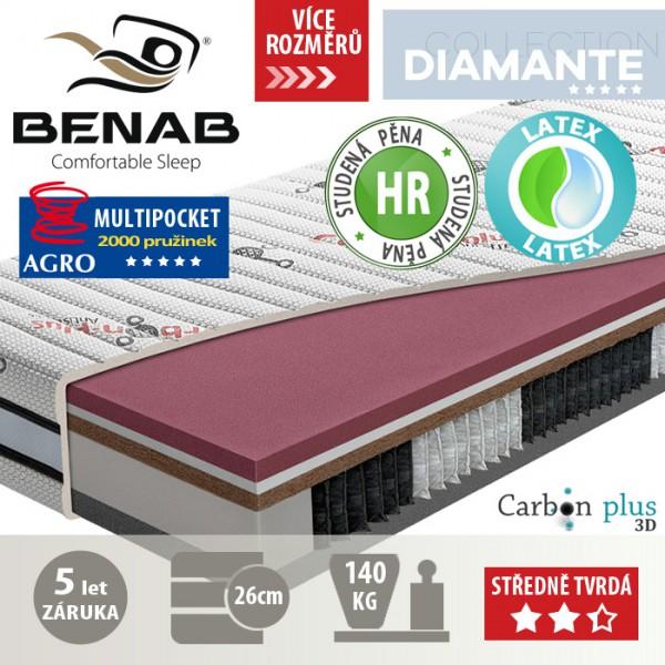 Matrace COSMONOVA S2000, Benab