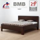Zvýšená postel ADRIANA FAMILY masiv buk, BMB