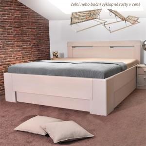 Zvýšená postel HOLLYWOOD 3 VÝKLOP, Kolacia Design