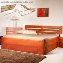 Zvýšená postel VAREZZA 2 VÝKLOP, Kolacia Design