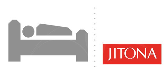 Postele Jitona - SLEVA 20% na vybrané modely