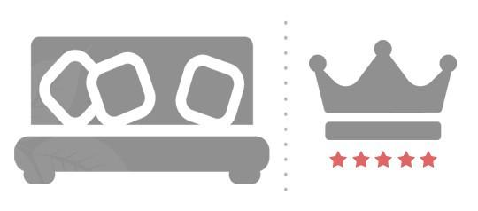 Luxusní postele DENERYS BMB