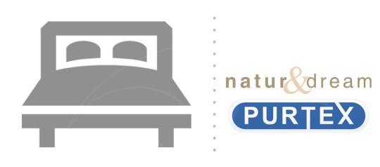 Postele a dvojlůžka Purtex