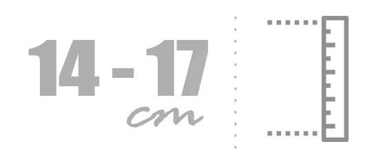 Matrace 14 - 17 cm nízké