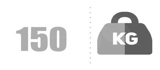 Matrace nosnost 150 kg