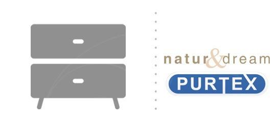 Noční stolky Purtex