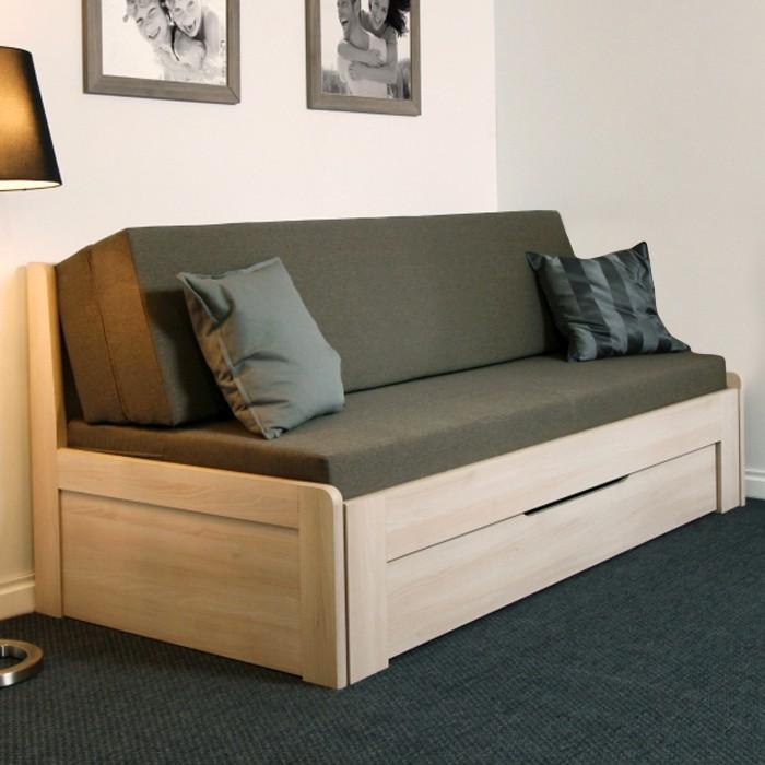 Rozkládací postel TINA TANDEM PLUS, BMB