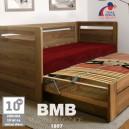 Rozkládací postel SÁRA TANDEM ORTHO lamino, BMB