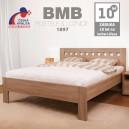 Zvýšená postel ELLA MOSAIC lamino, BMB