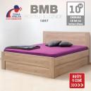 Zvýšená postel ELLA FAMILY VÝKLOP lamino, BMB