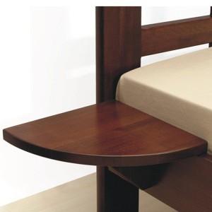 Závěsný noční stolek, buk - ENOZZI