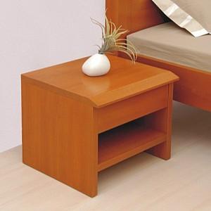 Noční stolek Desire se zásuvkou buk a bříza - ENOZZI