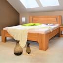 Postel OLYMPIA 1, masiv dub čistý, Kolacia Design