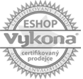 Certifikovaný eshop Vykona