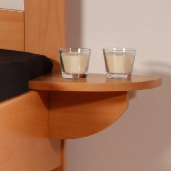 Noční stolek závěsný