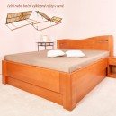 Zvýšená postel K-DESIGN 2 výklop, Kolacia Design