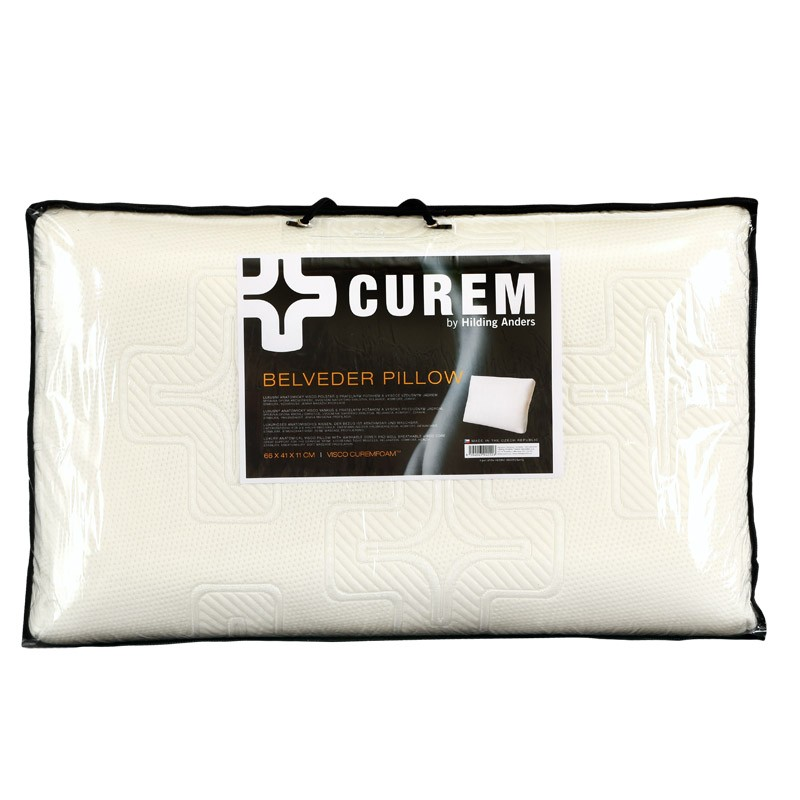 Anatomický polštář Belveder Pillow, Curem