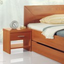 Noční stolek PETRA masiv buk, FMP Lignum