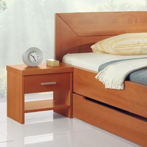 Noční stolek PETRA, FMP Lignum