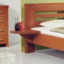 Noční stolek VIOLA masiv buk, FMP Lignum