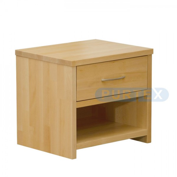 Noční stolek OBI se zásuvkou, Purtex