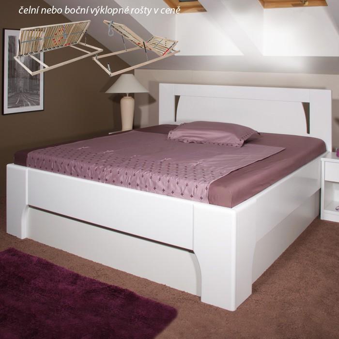 Postel OLYMPIA 1 úložný prostor, Kolacia Design