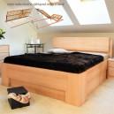 Zvýšená postel MANHATTAN 1 VÝKLOP, Kolacia Design