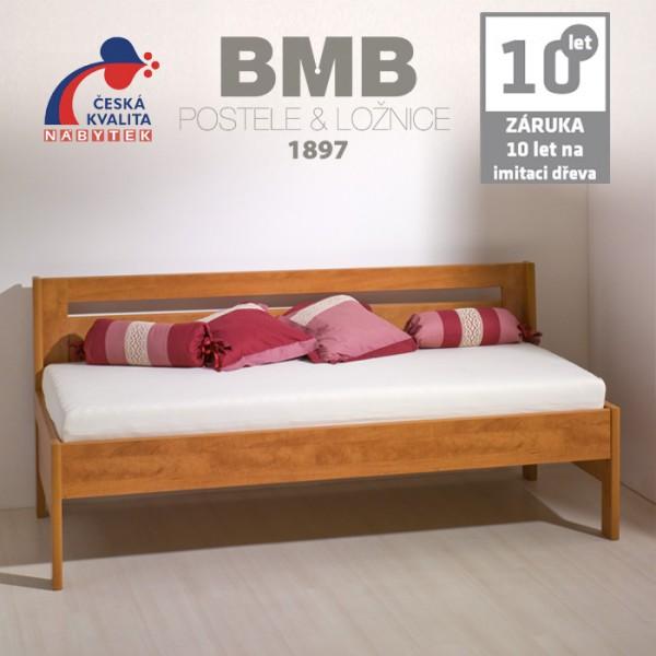 Jednolůžko TINA lamino, BMB